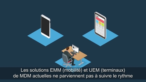 Thumbnail for entry IBM MaaS360 with Watson Advisor - French