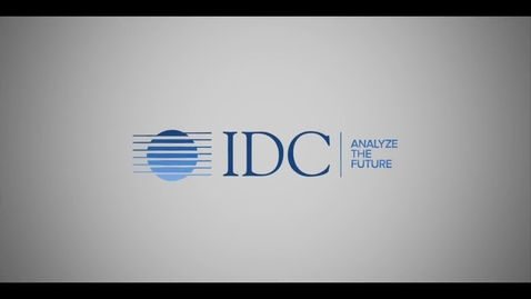 Thumbnail for entry IDC: Can Your Business Survive Digital Transformation