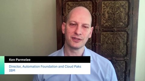 Thumbnail for entry What's new with the IBM Cloud Pak for Automation overview