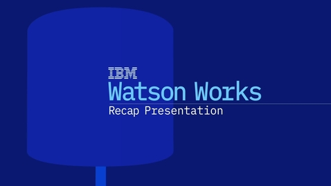 Thumbnail for entry Return to Work Event Highlights Video