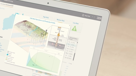 Thumbnail for entry IBM Analytics Oil & Gas Imperative Video