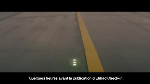 Thumbnail for entry Lorsque l'innovation rencontre l'hospitalité - La transformation numérique d'Etihad Airways