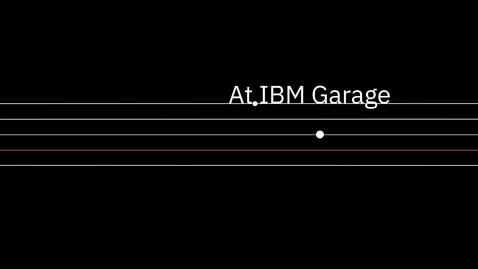 Thumbnail for entry Vídeo explicativo da IBM Garage