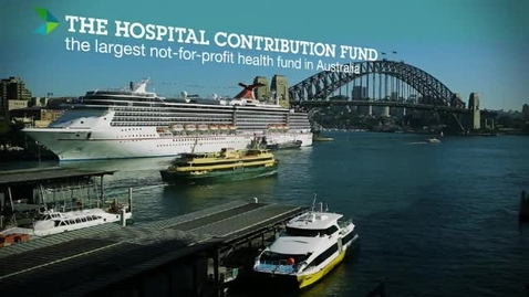 Thumbnail for entry The Hospitals Contribution Fund of Australia Limited client reference video - for IBM WebSphere BPM software
