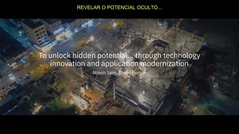 Thumbnail for entry Viewing Modernizing applications with IBM Hybrid Cloud technology