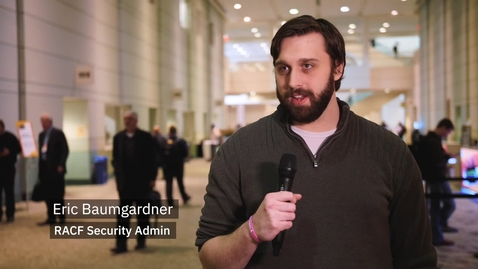 Thumbnail for entry New to Z Spotlight : Eric Baumgardner