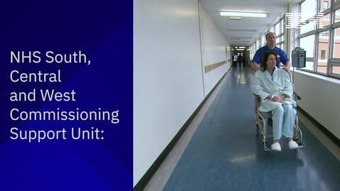 Thumbnail for entry NHS South, Central and West Commissioning Support Unit: Enabling secure access to NHS applications from anywhere