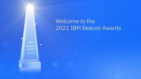 Thumbnail for entry 2021 IBM Beacon Award Winners