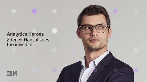 Thumbnail for entry Analytics Hero: Zdenek Hanzal