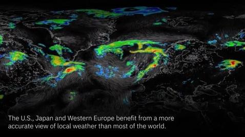 Thumbnail for entry GRAF - New IBM Weather System Will Improve Forecasting Around the World