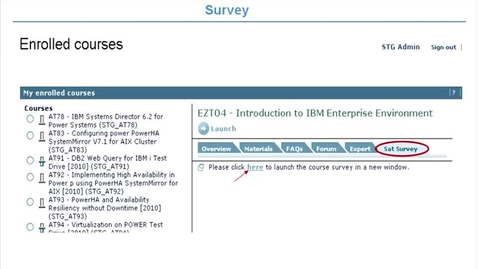 Thumbnail for entry EZT05 - IBM zEnterprise System Introduction - IBM Training