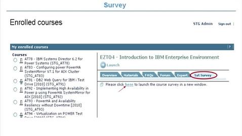 Thumbnail for entry EZT05 - IBM zEnterprise System Introduction - IBM Training