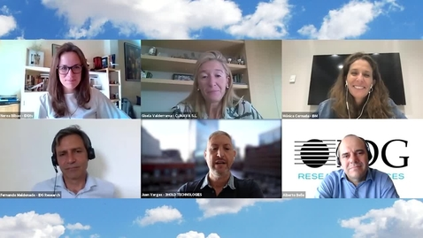 Thumbnail for entry Porqué migrar soluciones críticas de negocio a la nube pública: SAP en IBM Cloud