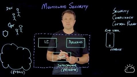 Thumbnail for entry 하이브리드 멀티클라우드 세상의 보안 및 거버넌스