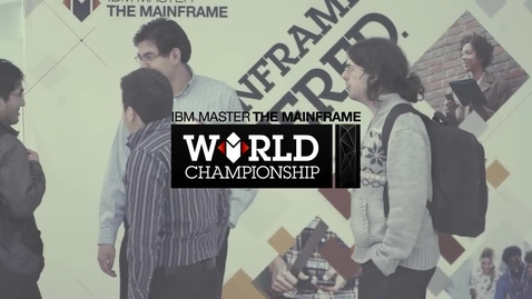 Thumbnail for entry Highlights from the 2014 Master the Mainframe World Championship