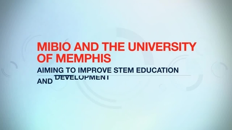Thumbnail for entry Mibio Medical and University of Memphis use IBM Rational to support medical-device innovation