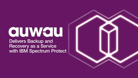 Thumbnail for entry Auwau-MSP: Deliver backup and recovery as a service with IBM Spectrum Protect