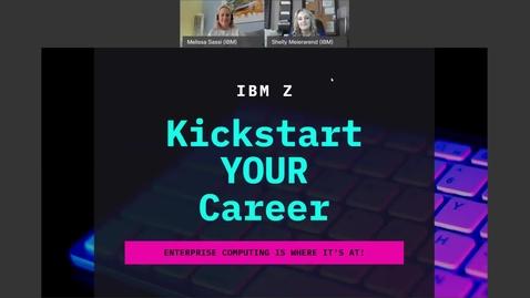 Thumbnail for entry Rock your Enterprise Computing Career
