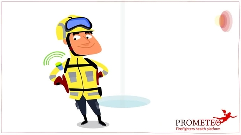 Thumbnail for entry Prometeo, Firefighters Health Platform