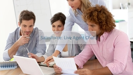 Thumbnail for entry Salesforce  - Live Agent Chat