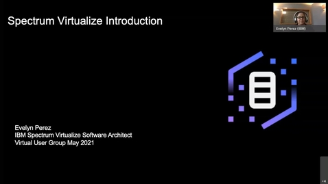 Thumbnail for entry Get up to speed with Flash System and Spectrum Virtualize