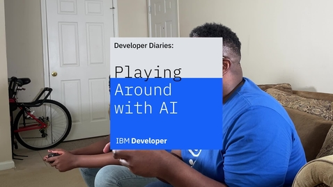 Thumbnail for entry Developer Diaries: Gaming and the evolution of AI with Otis Smart