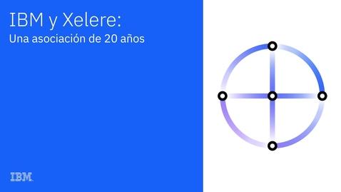 Thumbnail for entry IBM y Xelere: conozca los beneficios de la asociación