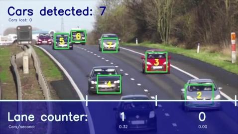 Thumbnail for entry 使用 OpenCV 和深度学习对视频中的对象进行跟踪