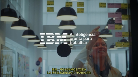 Thumbnail for entry IBM Services - SUL America Video