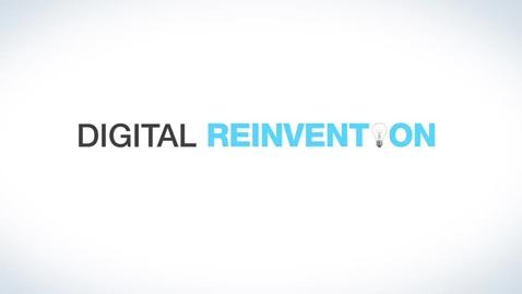 Thumbnail for entry Você está pronto para a reinvenção digital?