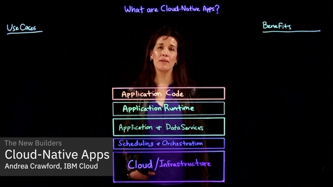 Thumbnail for entry What is Cloud-Native?