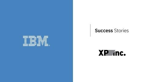 Thumbnail for entry Success Stories | Case XP Inc.