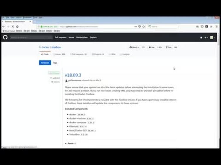 IBM Transformation Advisor Local Docker ToolBox Windows - IBM