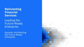 Thumbnail for entry Bridget van Kralingen | Keynote: Architecting the Future-Ready Enterprise