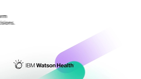 Thumbnail for entry Case Study: Helping Inform Benefits Decisions | IBM Watson Health