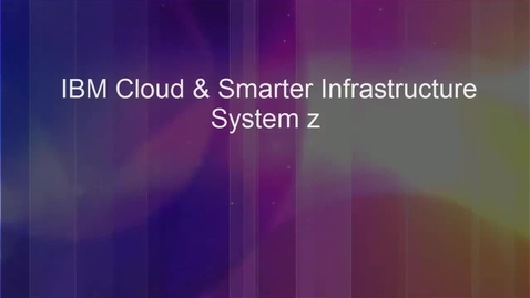 Thumbnail for entry IBM Tivoli System Automation for z/OS 3.5 – Administering Pacing Gates