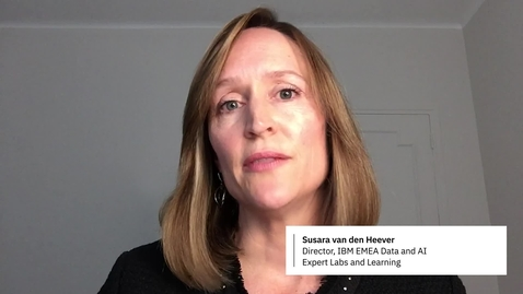 Thumbnail for entry Quick Take: Overcome AI Challenges Conversation Series with Forrester Research: How Pioneers Achieve AI Outcomes Despite Skills Gaps