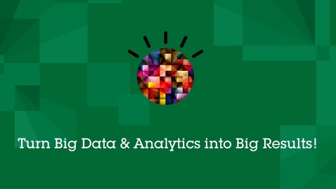 Thumbnail for entry Michigan State University uses IBM analytics to enable smarter fundraising