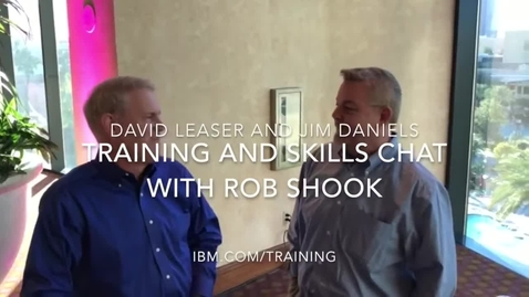 Thumbnail for entry IBM Training & Skills_ The Future of Badging