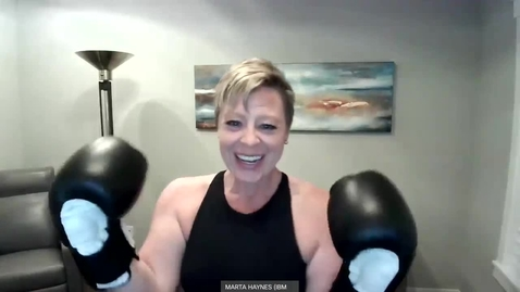 Thumbnail for entry Mindful Moment: What the sport of boxing teaches sellers - Marta Haynes