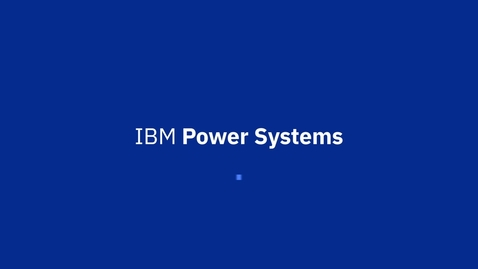 Thumbnail for entry Power Systems와 함께 하는 클라우드 3번째 이야기 - 엔터프라이즈 클라우드 관리 플랫폼 데모