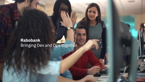 Thumbnail for entry Rabobank: Bringing Dev and Ops together