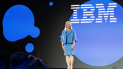 Thumbnail for entry CEBIT 2018 - Ginni Rometty Keynote
