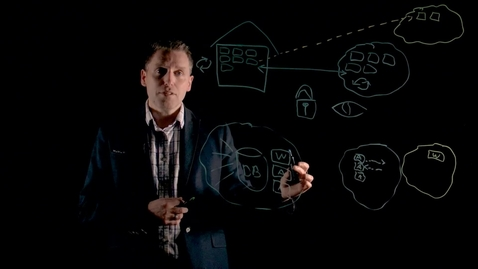 Thumbnail for entry All Things Multicloud series - Interoperability video clip 3/9