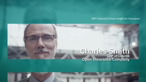 Thumbnail for entry Stop medical provider fraud with powerful cognitive analytics from IBM