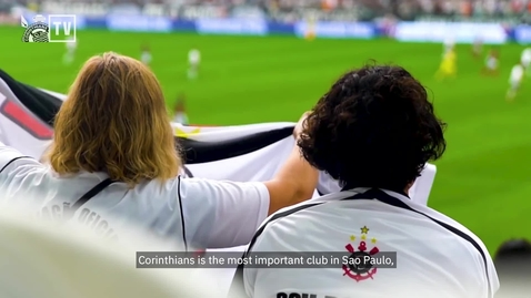 Thumbnail for entry Iconic Brazilian soccer team eyes goal of transforming fan experience