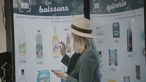 Thumbnail for entry French retailer Groupe Casino uses IBM technology to reimagine the store