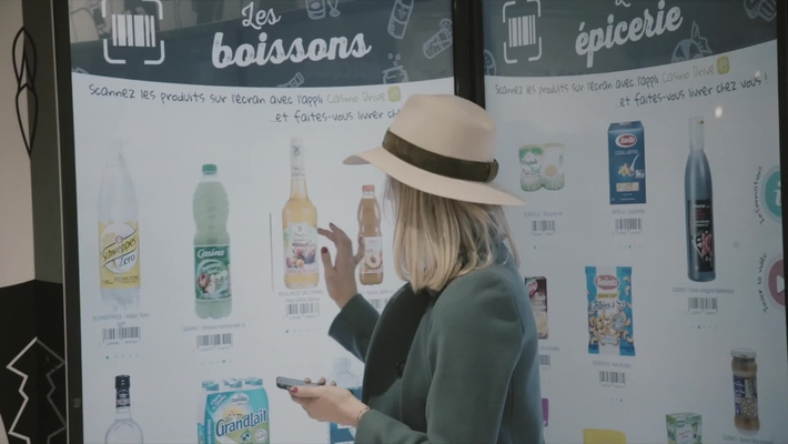French retailer Groupe Casino uses IBM technology to reimagine the store