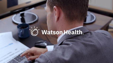 Thumbnail for entry How Health Plan Execs Can Bridge the Gap to a Smarter Future with Watson Health