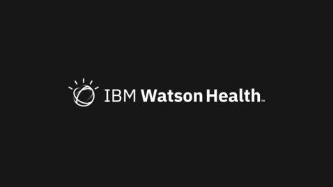 Thumbnail for entry IBM Watson Health Rob Goldsmith Novartis